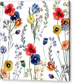 Summer Linen Acrylic Print