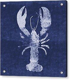Summer Lobster- Art By Linda Woods Acrylic Print