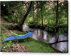 Acrylic Print featuring the photograph Summer Lovin' by Tim Nichols