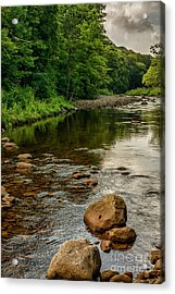 Summer Morning Williams River Acrylic Print