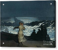 Summer Night Acrylic Print