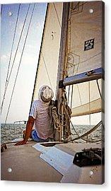 Summer On Lake Erie Acrylic Print
