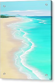Summer Rendezvous Acrylic Print by Colin Perini