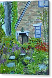 Summer Retreat Acrylic Print