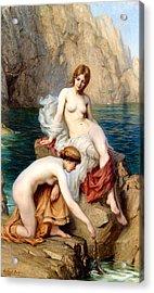 Summer Seas 1912 Acrylic Print