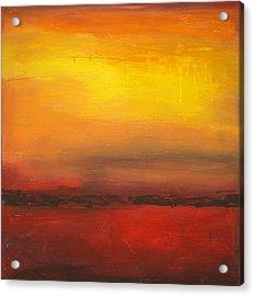 Summer Sun Acrylic Print by Ora Birenbaum