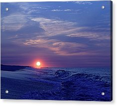Summer Sunrise I I Acrylic Print