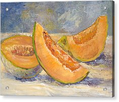 Summer Sweet Acrylic Print by Jimmie Trotter