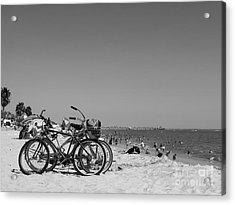 Summer Time Acrylic Print by Hartono Tai