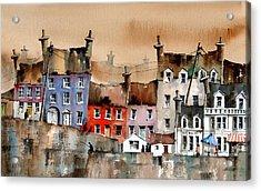 Cork... Summercove, Kinsale. Acrylic Print
