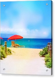 Summers Past Acrylic Print