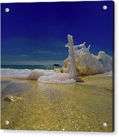 Summertime Acrylic Print by Contemporary Art