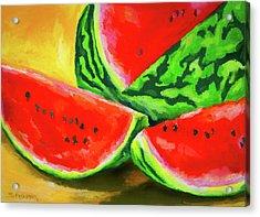 Summertime Delight Acrylic Print