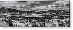 Summit County  Acrylic Print