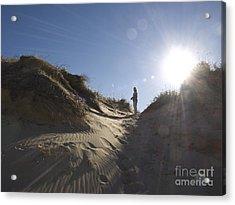 Acrylic Print featuring the photograph Sun And Sand  by Tara Lynn
