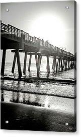 Acrylic Print featuring the photograph Sun Bathe by Eric Christopher Jackson