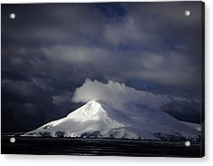 Sun Breakthru- Antarctica Acrylic Print