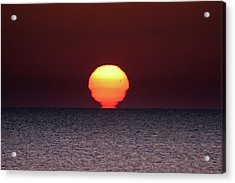 Acrylic Print featuring the photograph Sun by Bruno Spagnolo
