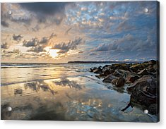 Sun Drenched Acrylic Print