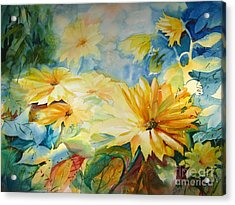 Sun-kissed Acrylic Print