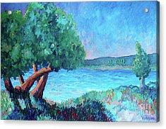 Sun Lakes Acrylic Print