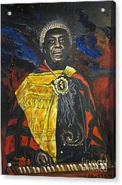 Blue Cat Productions            Sun-ra - Jazz Artist Acrylic Print