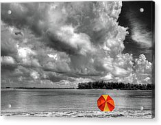 Sun Shade Acrylic Print