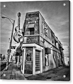Sun Studio - Memphis #2 Acrylic Print