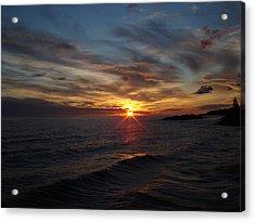 Sun Up Acrylic Print