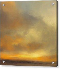 Sunburst Acrylic Print by Lonnie Christopher