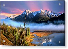 Acrylic Print featuring the photograph Sundance by John Poon