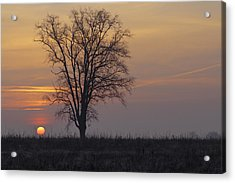 Sunday At Dawn Acrylic Print