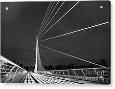 Sundial Bridge 2 Acrylic Print