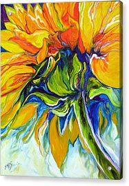 Sunflower Day Acrylic Print