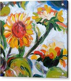 Sunflowers 5 Acrylic Print