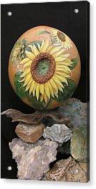 Sunflowers Gn41 Acrylic Print