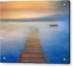 Sunken Dreams Acrylic Print