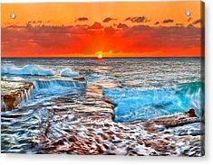Sunlight Delight Acrylic Print by Az Jackson