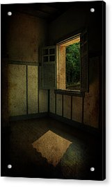 Sunlight Onto The Floor  Acrylic Print by Valmir Ribeiro
