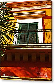 Sunlit By Michael Fitzpatrick Acrylic Print by Mexicolors Art Photography