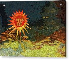 Sunny 3 Acrylic Print by Bruce Iorio
