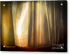 Sunny Abstract Acrylic Print