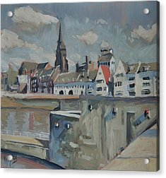 Sunny Wyck Maastricht Acrylic Print