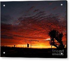 Sunrise 01 Acrylic Print