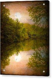 Sunrise 2 Acrylic Print by Jessica Jenney