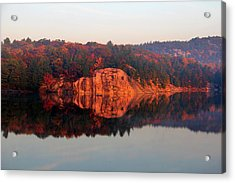 Acrylic Print featuring the photograph Sunrise And Harmony by Debbie Oppermann