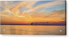 Acrylic Print featuring the photograph Sunrise And Splendor by Bill Pevlor