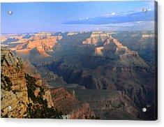 Sunrise At Mather Point  --  Grand Canyon  Acrylic Print
