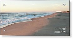 Sunrise At Nauset Acrylic Print