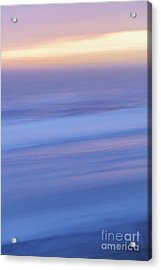 Sunrise Atlantic 1 Acrylic Print by Elena Elisseeva